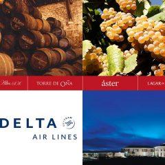 Delta Air Lines elige Viña Ardanza