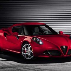Alfa 4C – Nuevo biplaza de la marca italiana
