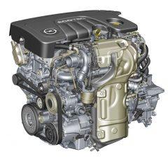 Nuevo motor Diesel de Opel