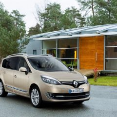 Renault Scénic y Grand Scénic, cambio de cara y algo más