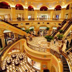 Los hoteles y casinos mas grandes del mundo