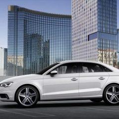 Audi A3 Sedan, una berlina importante