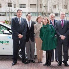 Car Sharing eléctrico en los Hoteles NH