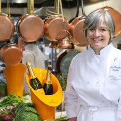 La italiana Nadia Santini, mejor chef femenina del mundo