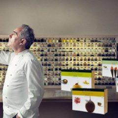 """Albert y Ferran Adrià comercializan sus texturas de """"sferificación"""""""