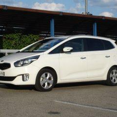 Prueba Kia Carens 1.7 CRDI VGT Drive 115 CV