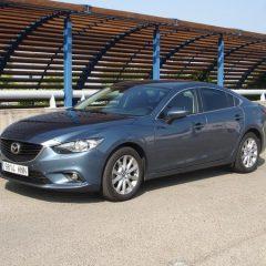 Prueba Mazda 6 2.2 150 CV Style