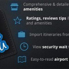 Nace una aplicación que recomienda los mejores locales en aeropuertos