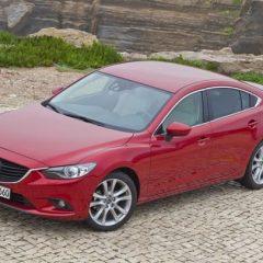 Mazda 6 2.5 Luxury 192 cv Automático