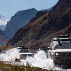 Range Rover híbridos en la Ruta de la Seda (II)