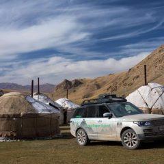 Range Rover híbridos en la Ruta de la Seda (III)