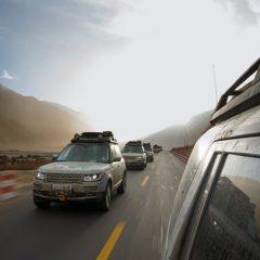 Range Rover híbridos en la Ruta de la Seda (IV)