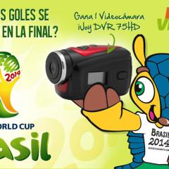 """Concurso """"El golazo de la Final"""""""