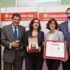 """Fundación CEA premia a Cerveceros de España por su campaña """"La carretera te pide SIN"""""""