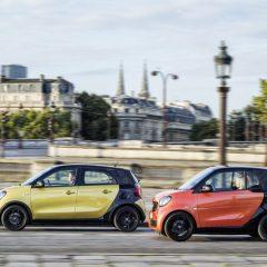 Smart en Paris