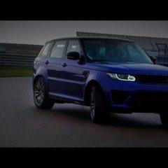 El Range Rover Sport SVR, probado al límite en un espectacular vídeo