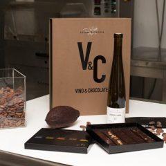 Vino y chocolate: una sorprendente combinación perfecta