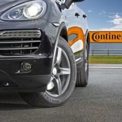 Neumáticos Continental de baja resistencia a la rodadura para eléctricos