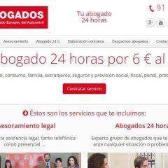 CEA amplía la oferta de sus servicios legales con la nueva web www.abogadoscea.es