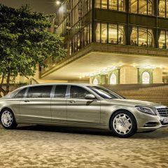 El nuevo Mercedes-Maybach Pullman