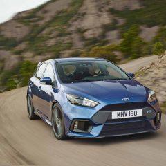 Ford Despliega sus Novedades de Altas Prestaciones en Ginebra