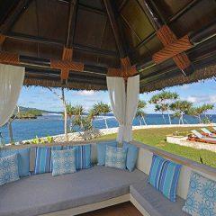 Siete alojamientos en islas privadas