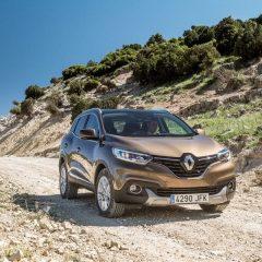 Contacto con el Renault Kadjar