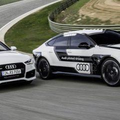 Conducción pilotada de Audi