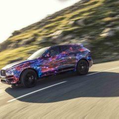 Jaguar prepara un SUV de categoría: El F-PACE