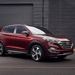 El nuevo Hyundai Tucson logra la máxima clasificación de cinco estrellas de Euro NCAP