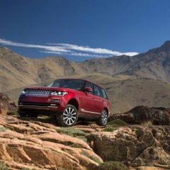 """El Range Rover """"crece"""""""