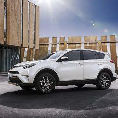 El nuevo Toyota RAV4 se lanzará en diciembre de este año