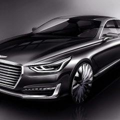 """El """"Nuevo Lujo"""" toma forma, Hyundai Motor presenta el nuevo Génesis G90"""