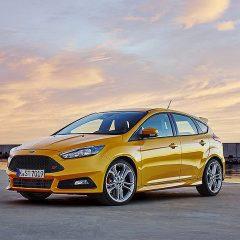 Se duplica la demanda del nuevo Ford Focus ST