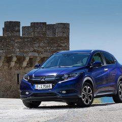 El Honda HR-V y el Honda Jazz entran en el club de las 5 estrellas Euro NCAP