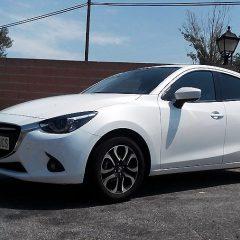 Prueba Mazda 2 1.5 Skyactiv 90 cv. gasolina