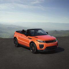 Nuevo Range Rover Evoque Convertible