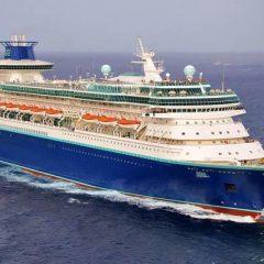 Pullmantur consolida su apuesta española con la llegada del buque Monarch