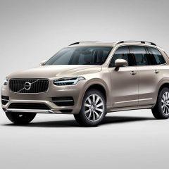 Ganador del premio mejor coche para viajar, Volvo XC90 :: 28-5-16