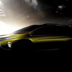 Mitsubishi presenta en el Salón del Automóvil de Indonesia su nuevo MPV Concept Car