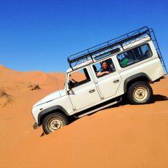 La web Defender Journeys registra los viajes más memorables en el icónico todoterreno de Land Rover