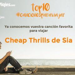 GANADORES concurso #cancionesparaviajar