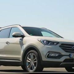 Hyundai Santa Fe se renueva con lo último en tecnología.