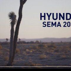 Hyundai muestra su cara más radical en el SEMA Show 2016