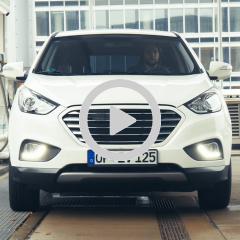 Hyundai ix35 Fuel Cell: líder en movilidad eléctrica