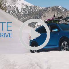 Gama SUV de Hyundai: preparados para la nieve