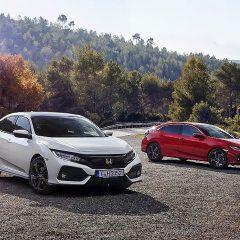 Desde el 18 de marzo ya se comercializa el nuevo Honda Civic 5 Puertas