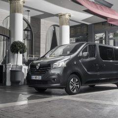 Renault amplia la gama TRAFIC con el SpaceClass, un transporte de pasajeros de gama alta