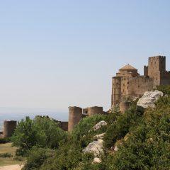 Los fantasmas del castillo de Loarre (Huesca)
