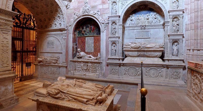 La capilla del Doncel de Sigüenza, en la Catedral. Foto: lacatedraldesiguenza.com